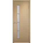 Дверь МДФ С14 ДО «Техно» Беленый дуб купить