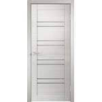 Дверь Linea 8 Дуб белый поперечный