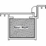Дверная коробка INVISIBLE (М10 (975х2053), L, отв. планка п/з. Morelli M1895 SN, скр. петли Morelli HH-6 2 шт., с уплот.)