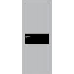 4E 1 отв. черный лак 800*2000 Манхэттен матовая с 4-х сторон зпп Eclipse зпз 190