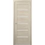 Door leaf MDF ПВДЧ 20-8 (Арт.ST1 ECO KAPUCHINO)