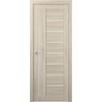 Door leaf MDF ПВДЧ 20-8 (Арт.ST3 ECO KAPUCHINO)