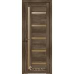 Дверное полотно GLLight 18 800*2000 дуб трюфель брон.сат.(Ю)
