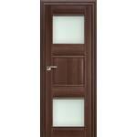 Двери Орех Сиена №6 Х 2000*800 стекло матовое