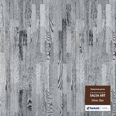 Паркетная доска Tarkett SALSA ART 550050019 сильвер стар браш