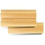 Сайдинг Брус Альта-Профиль ПВХ Золотистый виниловый ВН-02 – 3,10 х 0,32 м