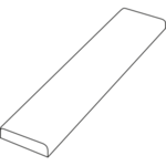 Нащельник 3D Flex (Бруно, 30х 8х2100)