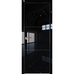 2LK 800*2000 Черный люкс матовая с 4-х сторон зпп Eclipse зпз 190