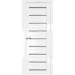 Дверь Белый люкс 76L стекло матовое 2000*800