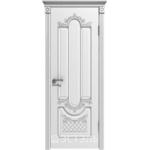 Дверное полотно 41ДГ0№800х2000 патина серебро (Ю)