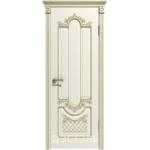 Дверное полотно 41ДГ01№800х2000 патина золото (Ю)