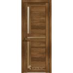Дверное полотно GLLight 16 800*2000 дуб корица брон.сат. (Ю)