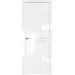Дверь Белый люкс № 150 L AL глухая 2000*800