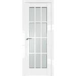Дверь Белый люкс 102 L матовое 2000*800