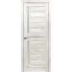 Дверное полотно GLLight 16 800*2000 дуб латте бел.сат (Ю)
