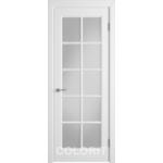 Дверное полотно К3ДО0№800*2000 стекло бел.сат. (57 Ю)
