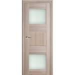Двери Орех Пекан №6 Х 2000*800 стекло матовое