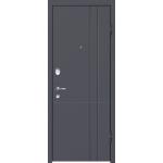 Дверь металлическая Серый Мет42860х2050Вин20ЮркМ16.Волк(12)Е5АнтрацЧ/стЮркВолкПраваяPunХром+Бр+Зад()Глазок двер.УтКорНаружК-тнал.Винор. 20 (6)МНБезОБР