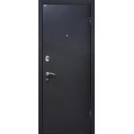 Дверь металлическая ЧБ Волкодав4186утлам.Бел.дубЮрМ23(6)ПраваяХ+Бр+Зад()Глазок дверной